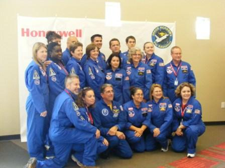 O experienta unica! Honeywell Educators @ Space Academy